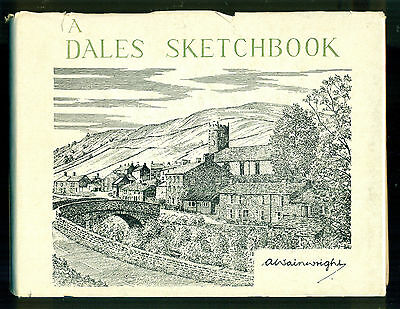 £28.02 • Buy A Dales Sketchbook By A. Wainwright -- 75 Drawings Of Yorkshire, England, 1976