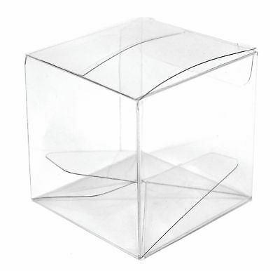 £8.99 • Buy Favour Box Clear Acetate 10 Pack