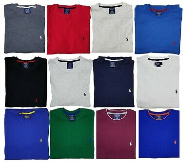 $29.99 • Buy *New - Polo Ralph Lauren Mens Waffle Knit Thermal Long Sleeve Shirts :  S - XXL