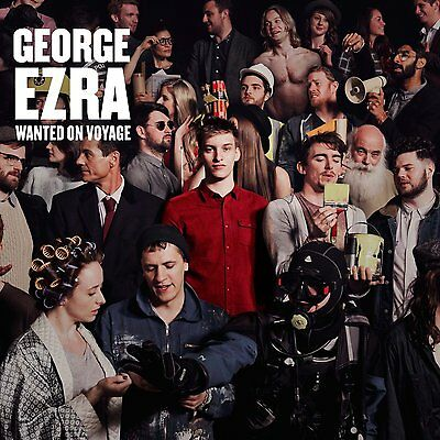 $9.63 • Buy George Ezra Wanted On Voyage  Deluxe Edition 16 Tracks CD NEW