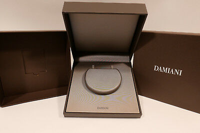 $79 • Buy Damiani Original Authentic Jewelry Box For A Necklace, Pearl Or Similar