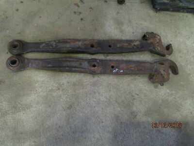 £240 • Buy For Massey Ferguson 3060 Pair Hydraulic Arms With Quick Hitch Ends GoodCondition