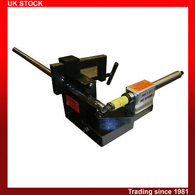 Tube / Pipe Notcher 3/4  - 3  Capacity Round Square Stainless Steel Shaft (TN1) • 390£
