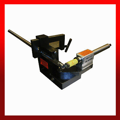 £360 • Buy WNS Tube Pipe Notcher 3/4  - 3  OD Capacity Round Square Stainless Steel Shaft