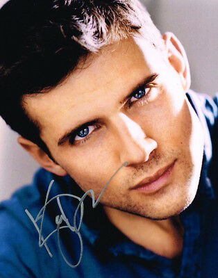 Kyle Dean Massey Wicked Broadway SIGNED 8x10  Photo COA • 44.82£