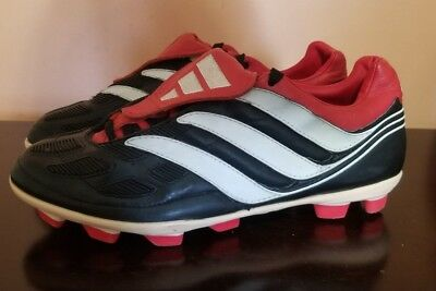 on sale 0502e 3947c Adidas Predator Precision Mania FG Soccer Cleats Football Boots US 8.5 UK 8  Rare • 499.99