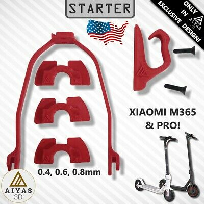 $7.95 • Buy 🛴STARTER PACK🛴 - Scooter Xiaomi Mijia M365 & PRO Quality Accessories 3D Print