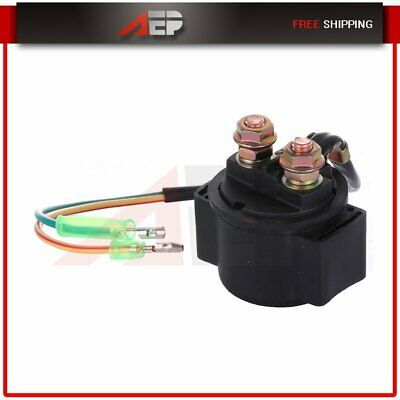 starter relay solenoid for honda trx400ex fourtrax 1999 2000 01 02 03 2004  new • 10 49