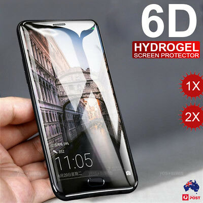 AU6.99 • Buy For Sony Xperia XZ2 Premium Soft Hydrogel Film Screen Self-Repair Protector
