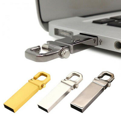 $ CDN9.65 • Buy Mini USB 2.0 2TB Flash Drives Memory Metal Drives Pen Drive U Disk Tool Gift Hot