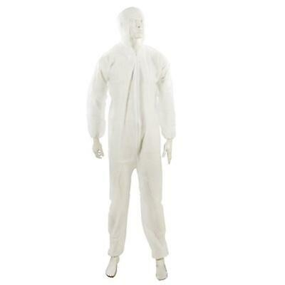 £8.04 • Buy Painting & Decorating Disposable Coverall,Paper Overall,DIY,Dust Fibreglass Loft