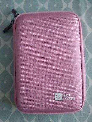 £9.95 • Buy DuraGadget Hard Shell Case / Cover For Leappad Explorer 1 2 & Leappad 3 - Pink