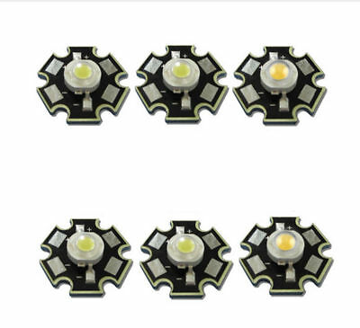 AU1.26 • Buy  1W 3W Real Full Watt CREE High Power LED Lamp Bulb Diodes SMD 110-120LM LED