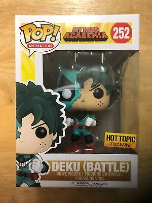 $29.99 • Buy Deku Battle, Funko Pop, My Hero Academia, Hottopic Exclusive!