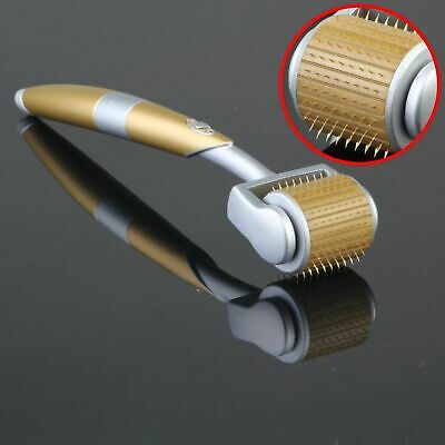 AU8.96 • Buy ZGTS Micro Titanium Needle Skin Care Derma Roller Acne Anti Wrinkle Ageing Scar
