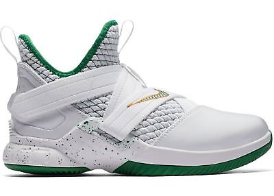 e068e08b856 Nike Lebron Soldier XII GS Youth Kids Basketball Shoes James School SVSM •  84.99