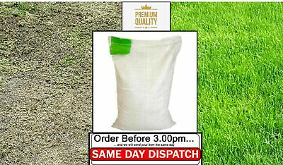 £10.99 • Buy Grass Seed Lawn Seed Fast Growing Rapid Quick Tough Hard Wearing Defra Approved