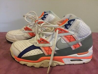 Nike Air Trainer Sc Bo Jackson High Auburn Size 7.5 • 64.99  13aae400e