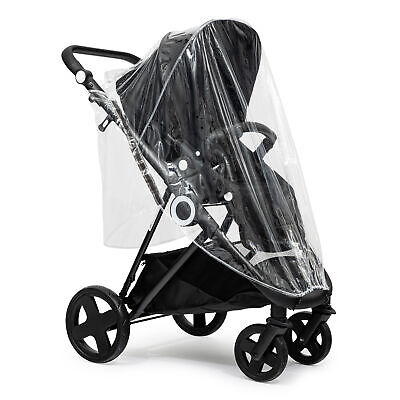 Pushchair Raincover Storm Cover Compatible With Hauck • 10.99£