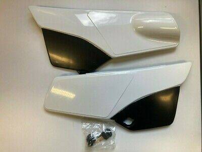AU84.95 • Buy Yamaha DT175 Side Covers Left And Right  Brand New 1985 - 2005 DT 175