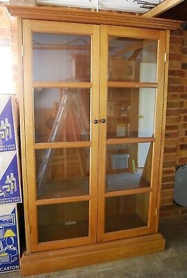 AU3500 • Buy Wooden Antique Cabinet / Bookcase