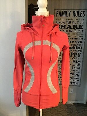 $ CDN35 • Buy Lululemon Stride Jacket With Hood Size 4