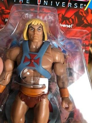 $89.95 • Buy Masters Of The Universe Ultimates He-Man 2.0 Filmation Super7 Club Grayskull New