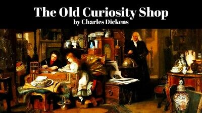 £3.99 • Buy * Talking Audio Book Charles Dickens The Old Curiosity Shop MP3 CD Over 22Hrs