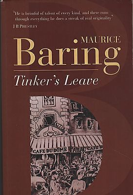 Maurice Baring -  Tinker's Leave  - House Of Stratus Softback (2001) • 15.80£