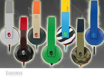 $ CDN48.28 • Buy Skullcandy Uproar Wired Headphones Microphone Tap Tech Supreme Sound All Colors