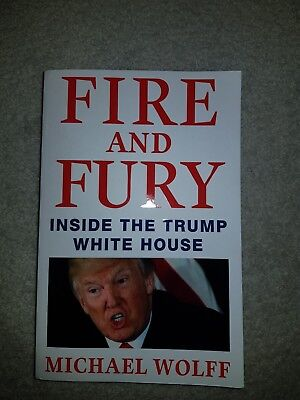 AU7 • Buy Fire And Fury, Inside The Trump White House