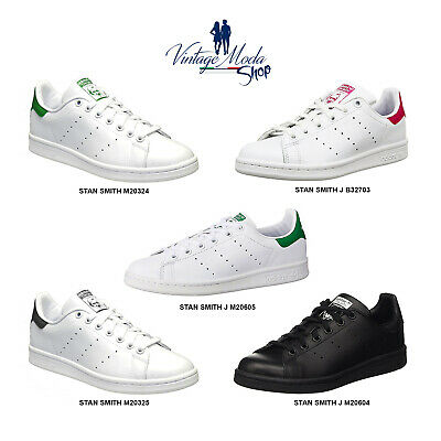 quality design 943bb 6f3d8 Adidas Stan Smith Uomo Donna Bambino Bambina Unisex Scarpa Casual Sneaker  Shoes • 80€