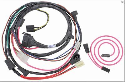 1971 pontiac gto v8 complete hei engine compartment wiring harness • 350 00$
