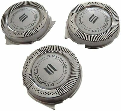 $ CDN14.95 • Buy HQ8 (3pcs) Dual Blades System Shaving Heads Replacement For Philips Shaver HQ...