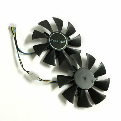 $ CDN22.19 • Buy Cooler Fan For Zotac GTX1060 GTX1070 MINI GFY09010E12SPA GA91S2H 2pcs/set