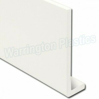 UPVC White Fascia Board Cover Fascia Capping Boards Northwest Delivery Only • 10.67£
