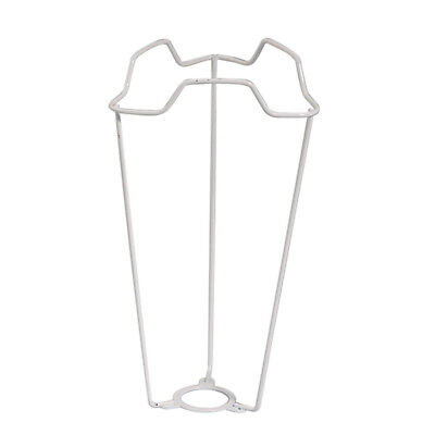 £3.62 • Buy 7 Inch Shade Carrier (B22) Table Floor Lampshades Holder White