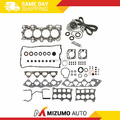 b16 timing belt kit