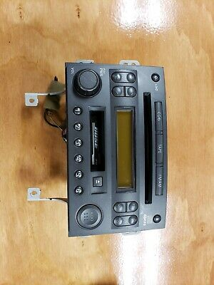 NISSAN 350Z OEM RDS Radio 6 CD DISC CHANGER TAPE Player STEREO UNIT RECEIVER O 5999