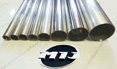 "20/"" Long Repair Pipe 16mm x 1.5mm T304 Stainless Steel Tube 500mm"