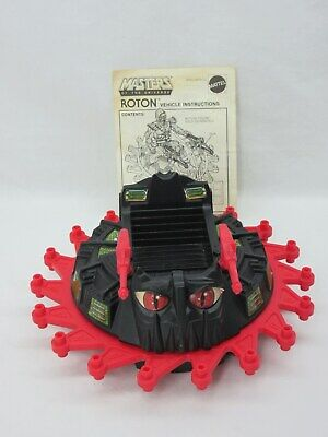$30 • Buy MOTU,Vintage,ROTON,Masters Of The Universe,100% Complete,Instructions,He Man