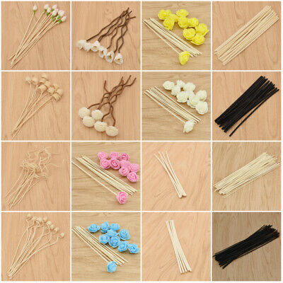 AU1.37 • Buy Rattan Reed Diffuser Replacement Refill Sticks Air Freshener Home Room Fragrance
