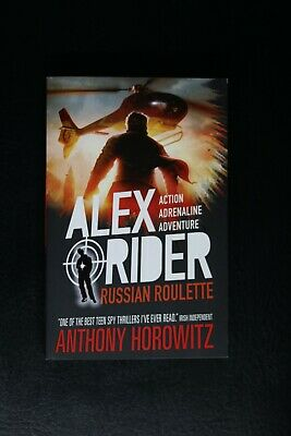 Alex Rider: Russian Roulette, By Anthony Horowitz • 4£