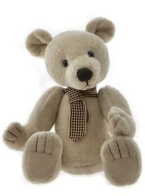 £24.54 • Buy Collectable Charlie Bear 2019 Plush Collection - Globetrotter -new Travel Buddy
