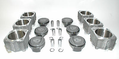 $4799.99 • Buy Porsche 993 Twin Turbo 3.8 Pistons Cylinder 102mm Mahle 99310691551 Bore In