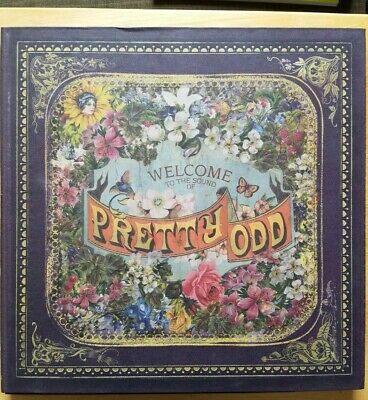 Panic At The Disco Welcome To The Sound Of Pretty Odd LTD Vinyl Puzzle CD DVD  • 176.90£