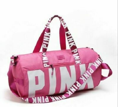6a1b1e7019aa Victorias Secret Pink Gym Duffle Bag Brand New FREE SHIPPING • 23.99