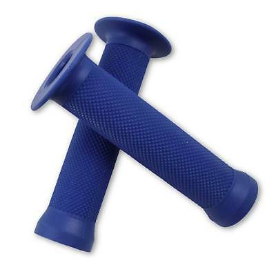 AU3.85 • Buy Velo BMX Grips Flanged, Blue, Suit Scooter, BMX, MTB Bicycle