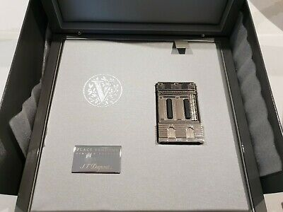 AU3200 • Buy Dupont Lighter Place Vendome Limited Edition Line 2, 2008 Box And Papers