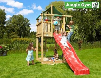 £5.95 • Buy Jungle Gym Lodge Climbing Frame - Build Your Own Plans